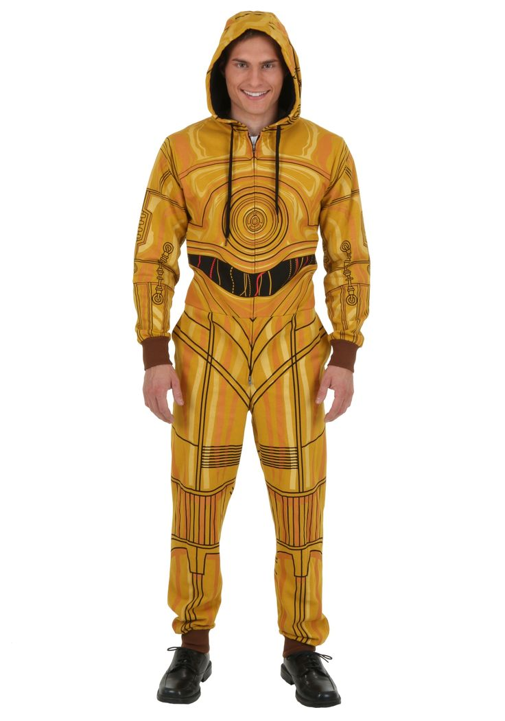 C3Po Halloween Costume | Last Minute Halloween Costumes Based On Your Myers Briggs Type